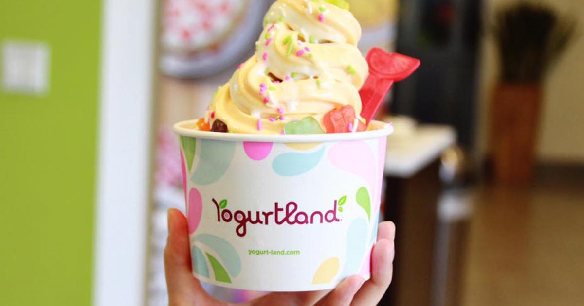 Free Frozen Yogurt At Yogurtland Amp Tcby February 6th Only