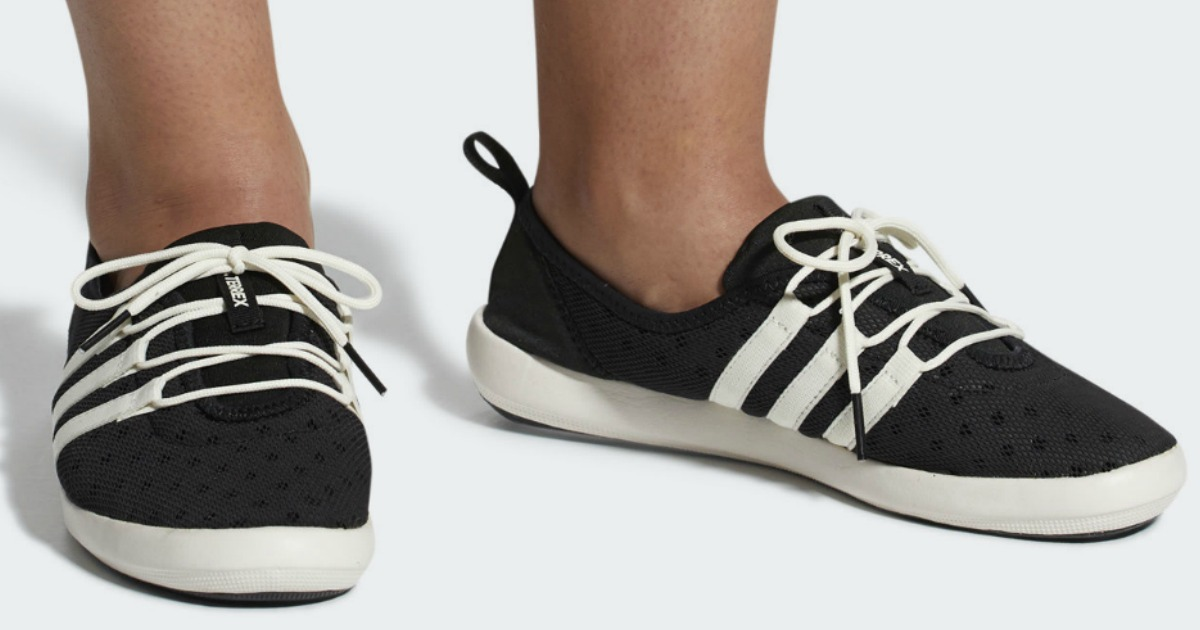 Adidas Women's Climacool Boat Shoes ONLY $22.49 Shipped