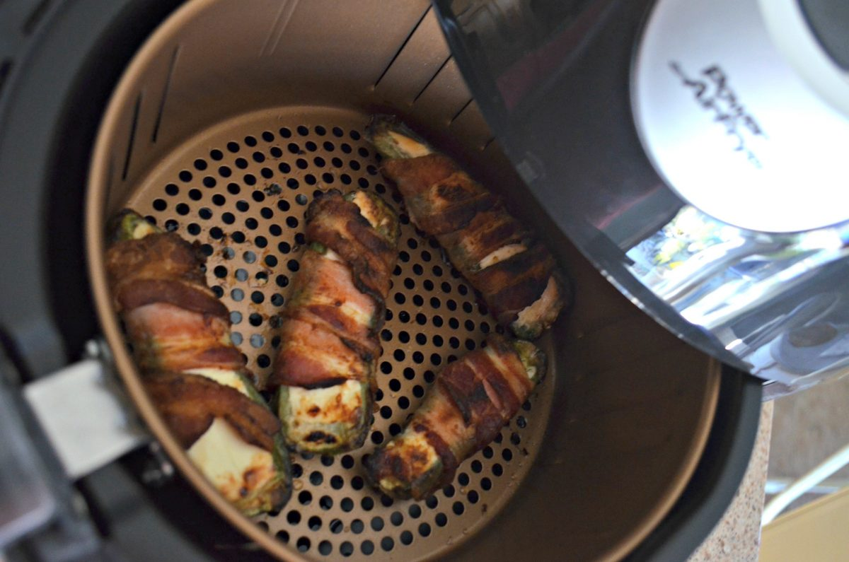 jalapeno poppers in the air fryer