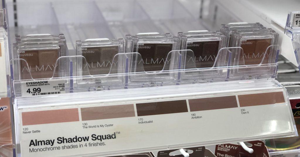 Almay Shade Squad Eyeshade Palettes Lone $3.33 Shipped On Amazon (regularly $7)