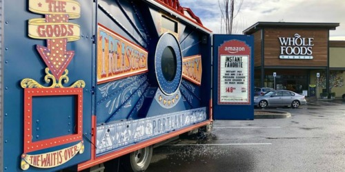Possibly Score an Instant Pot AND Whole Foods Coupons Via Amazon's Treasure Truck