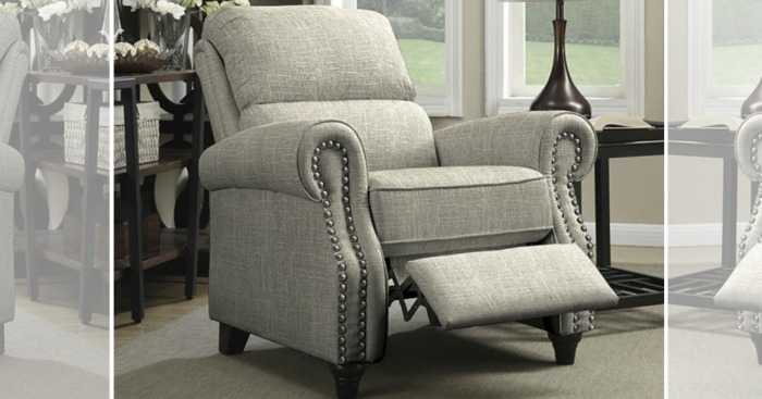 Anna Push Back Recliner ONLY $211.65 Shipped At JCPenney