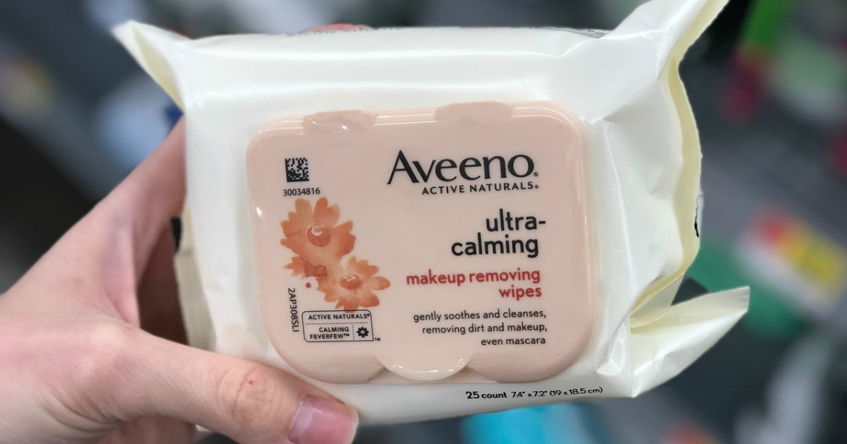 18 Worth Of New Aveeno Coupons Nice Deals On Body Wash Lotion