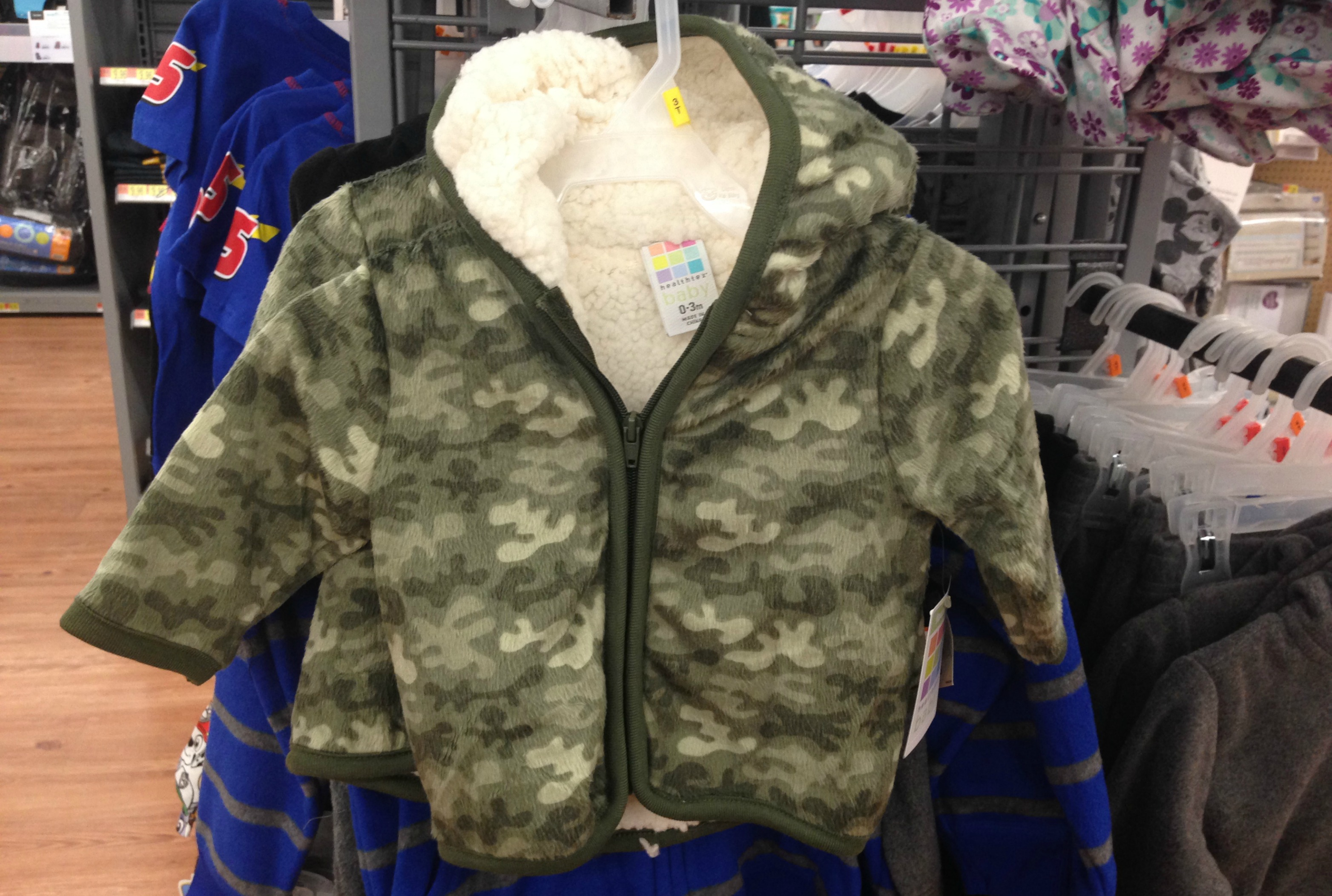 Touched by Nature Newborn Baby Girl and Unisex Collection ... |Walmart Baby Jackets