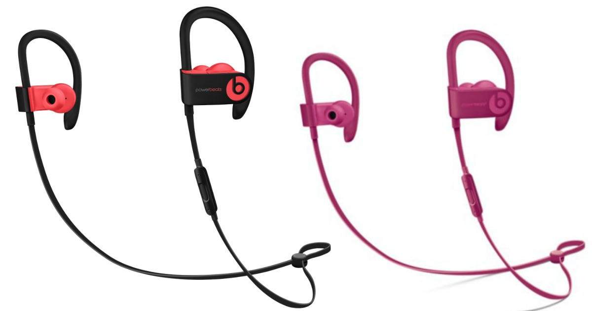 8572dce0849 These Beats earbuds include eartips with four different size options for  the most comfortable fit. They have up to 12 hours of battery life and the  ...
