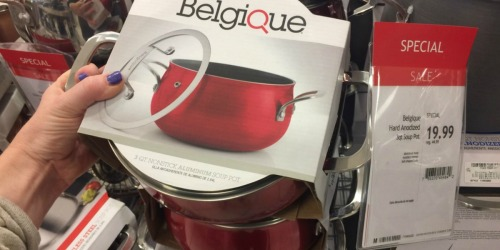 Belgique Nonstick Soup Pot Only $19.99 on Macys.com (Regularly $45)