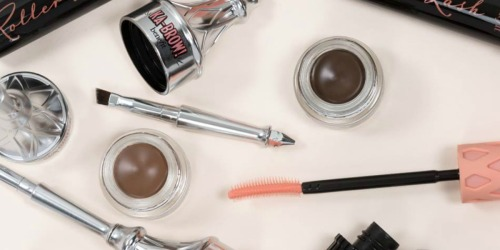 Up to 65% Off Select Smashbox & Benefit Cosmetics Sets at Macy's