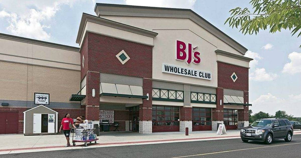 40b3e72c0d BJ s Wholesale Club One Year Membership AND  45 in Coupons Only  25 ...