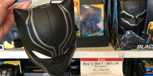 FREE Marvel Mask or Slash Claw w/ $30 Marvel Toy Purchase at ToysRUs ($10+ Value) & More
