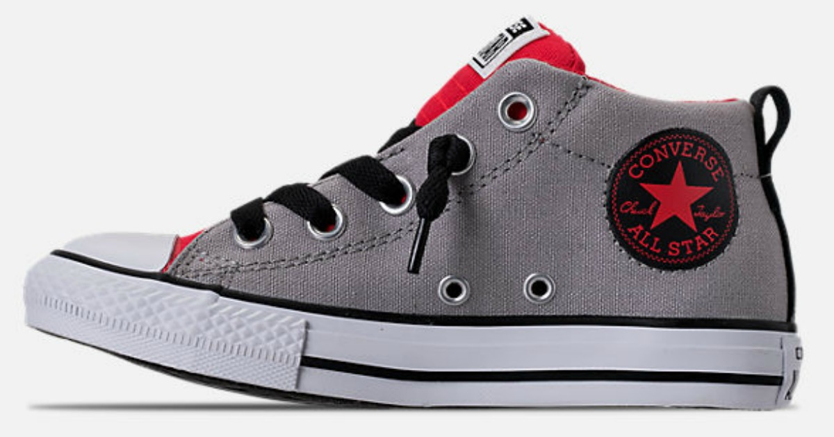 5909cbe42a7b Finish Line  Boys Converse Chuck Taylor Shoes Just  18.74 (Regularly  40) +  More