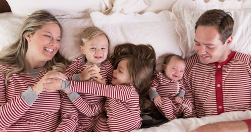 8a2d2973a Through February 20th, Burt's Bees Baby is hosting a huge Presidents Day  Sale and offering Organic Cotton Pajamas for the family for just $5  (regularly up ...