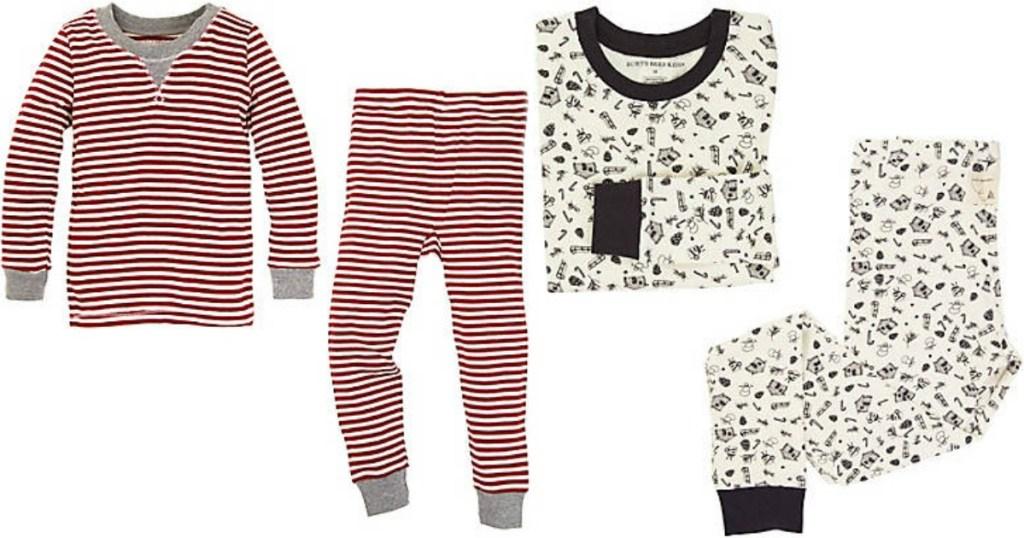 Burt S Bees Organic Cotton Family Pajamas Only 5 Each