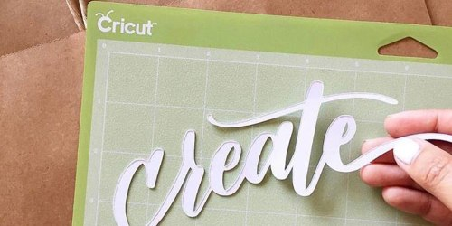 40% Off Cricut Accessories + FREE Shipping | Tools, Iron-On & More