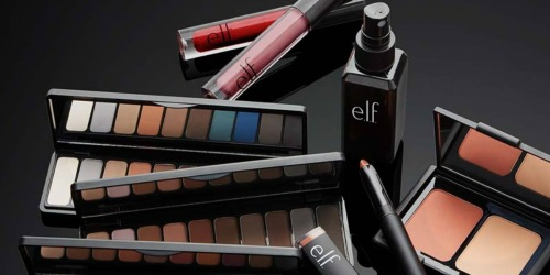 60% Off at e.l.f. Cosmetics (Until Midnight Tonight, 11/26)
