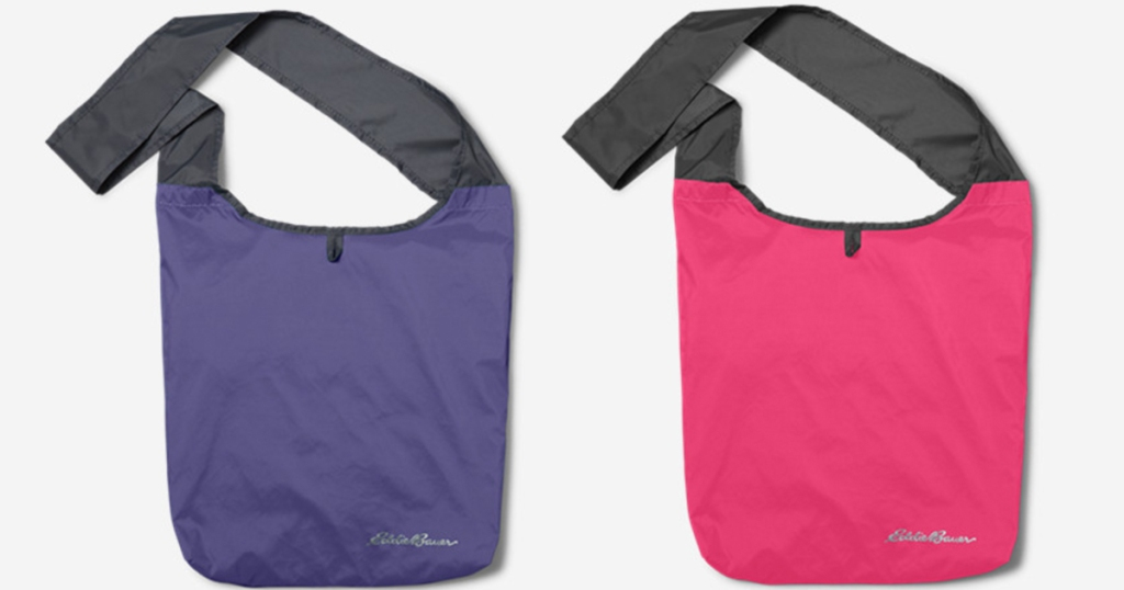 6f6d93ea0771 Extra 50% Off Eddie Bauer Clearance Sale   Stasher Totes ONLY  5 ...