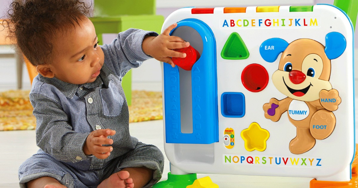 0da227d9b Fisher-Price Laugh   Learn Crawl-Around Learning Center Just  29.99  (Regularly  50)