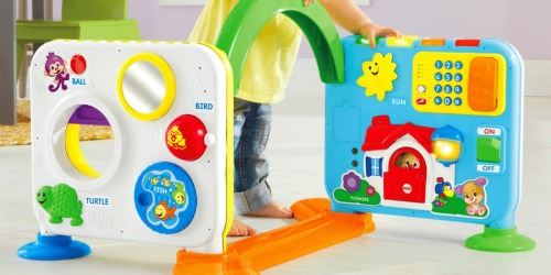 Best Buy: Fisher Price Laugh & Learn Crawl-Around Learning Center Just $19.99 Shipped (Regularly $50)