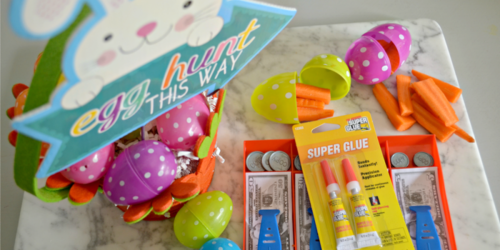 Fun (and Funny) DIY April Fool's Day Easter Egg Hunt