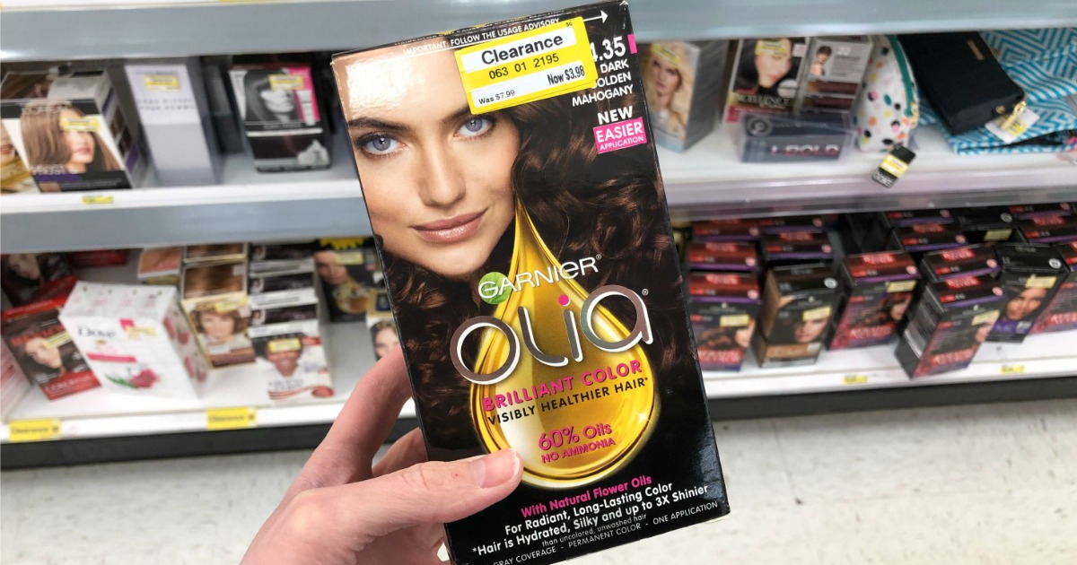 garnier olia hair color coupons 2019