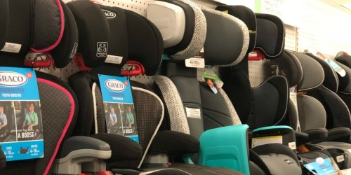 Up to 50% Off Graco Car Seats, Playards & More + FREE Shipping