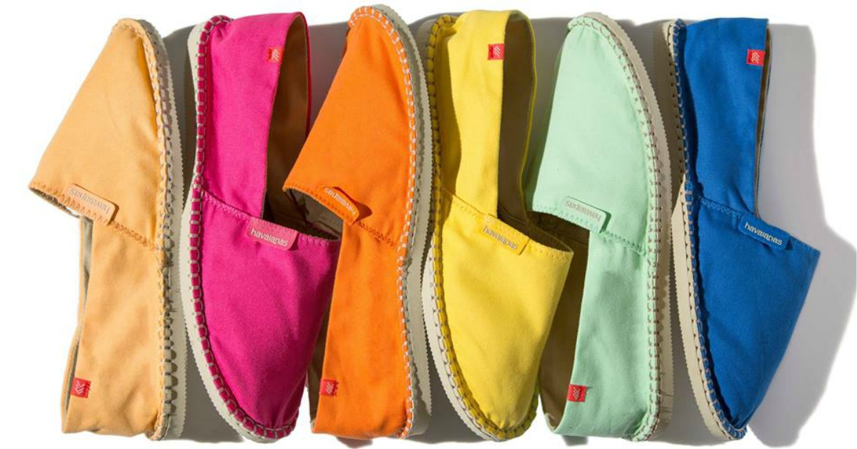 Up to 70% Off Havaianas Espadrilles and Rain Boots on Zulily
