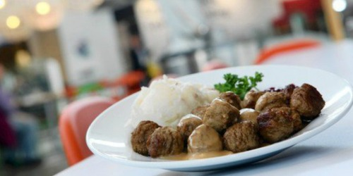 IKEA Is Giving Away Over $50,000 Worth of Prizes Including Thousands of Swedish Meatball-Scented Candles
