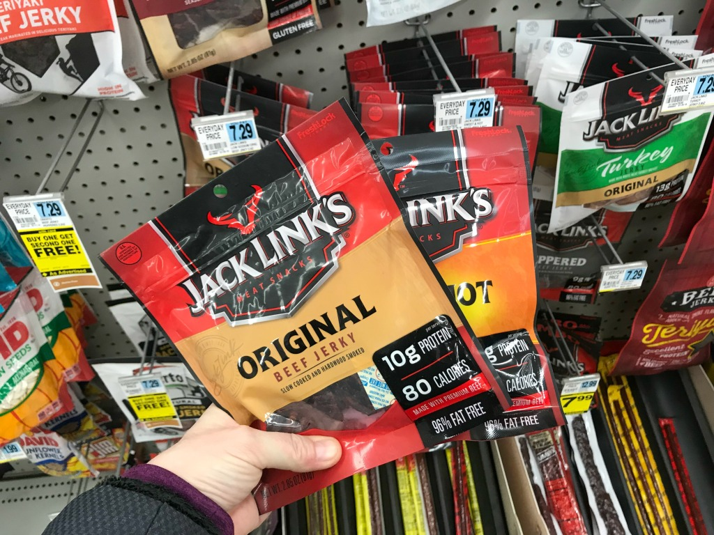 Rite Aid Jack Links Jerky