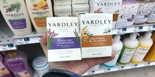 FREE Yardley Bath Bars, 19¢ Hershey's Gold, 49¢ Speed Stick & More at Rite Aid (Starting 2/25)