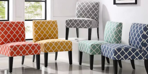 Jane Accent Chair as Low as $55.99 Shipped (Regularly $200) + Get $10 Kohl's Cash