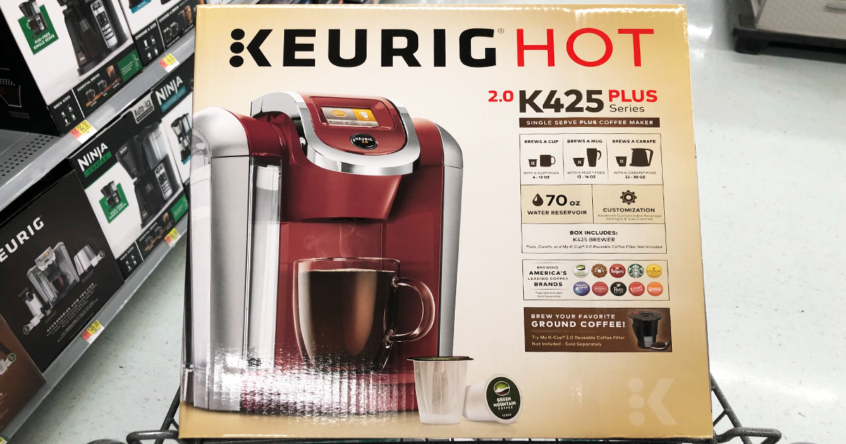 Keurig K425 Single-Serve K-Cup Coffee Maker Possibly ONLY ...