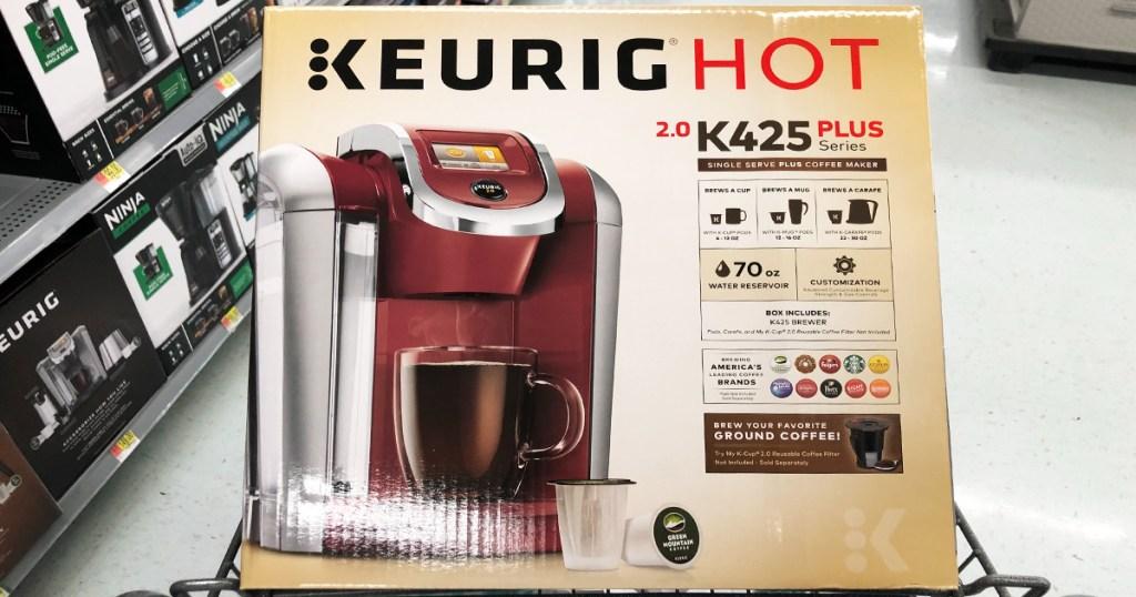 keurig k425 single-serve k-cup coffee maker possibly only $79 at ...