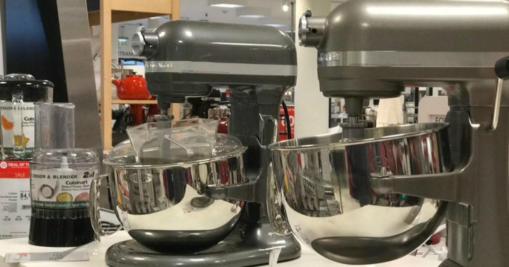 KitchenAid Professional 6-Quart Bowl Lift Stand Mixer Just $249.99 ...