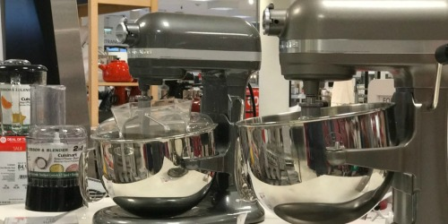 KitchenAid Professional 6-Quart Bowl Lift Stand Mixer Just $249.99 Shipped (Regularly $350)