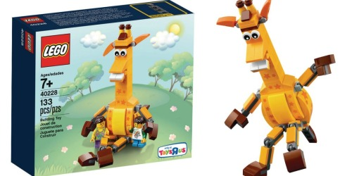 ToysRUs: LEGO Geoffrey & Friends Set Only $3.99 – Includes TWO Minifigures