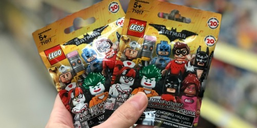 LEGO Minifigures ONLY $2.50 Each at ToysRUs