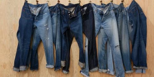 Levi's Men's 501 Original Fit Jeans Just $14.97 (Regularly $64) + More