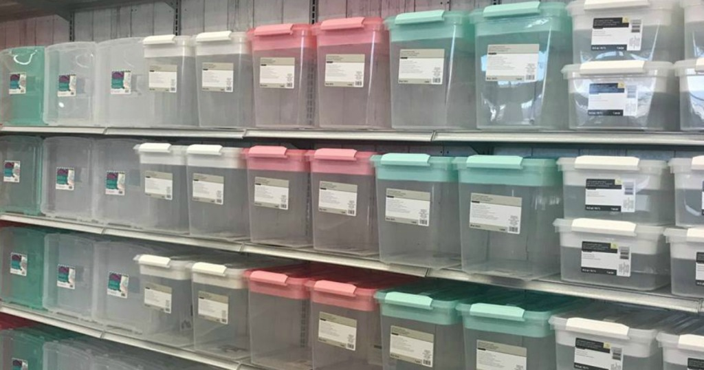 Up To 70 Off Craft Organization At Michaels Hip2save