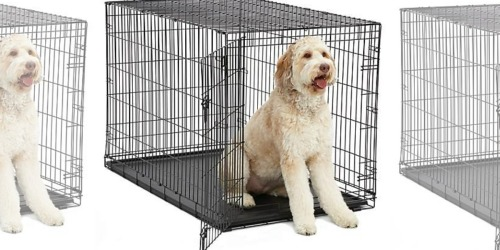 Petco: Over 75% Off Pet Crates, Kennels & Accessories