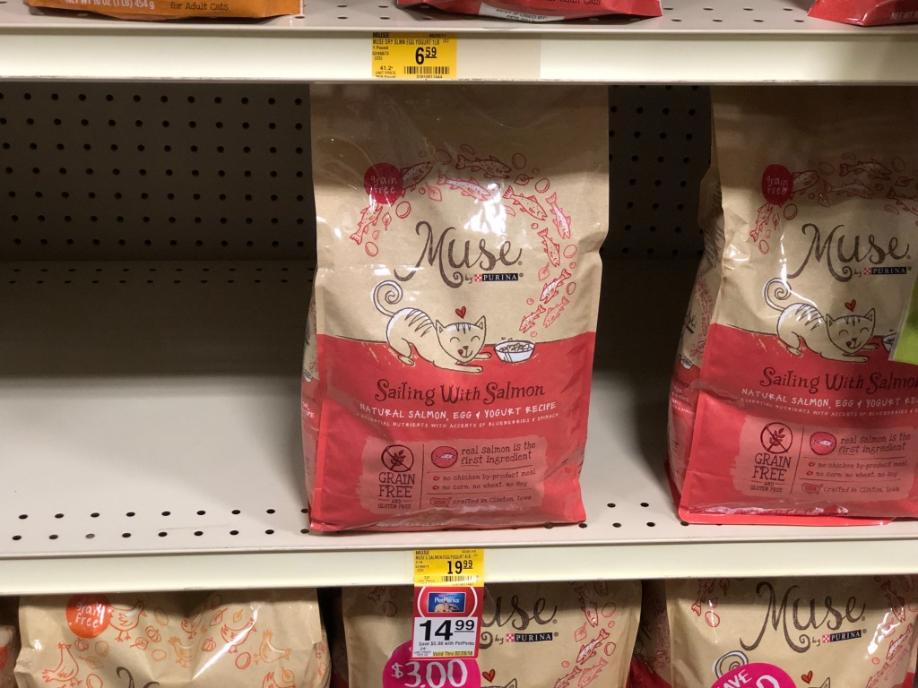 Three Muse Cat Food Coupons As Low As 72 Per Can At Petsmart Hip2save