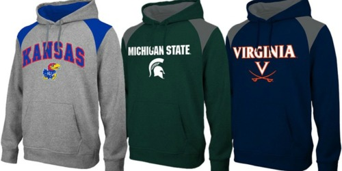 Up to 70% Off NCAA Hoodies for The Family + Free Shipping at Dick's Sporting Goods