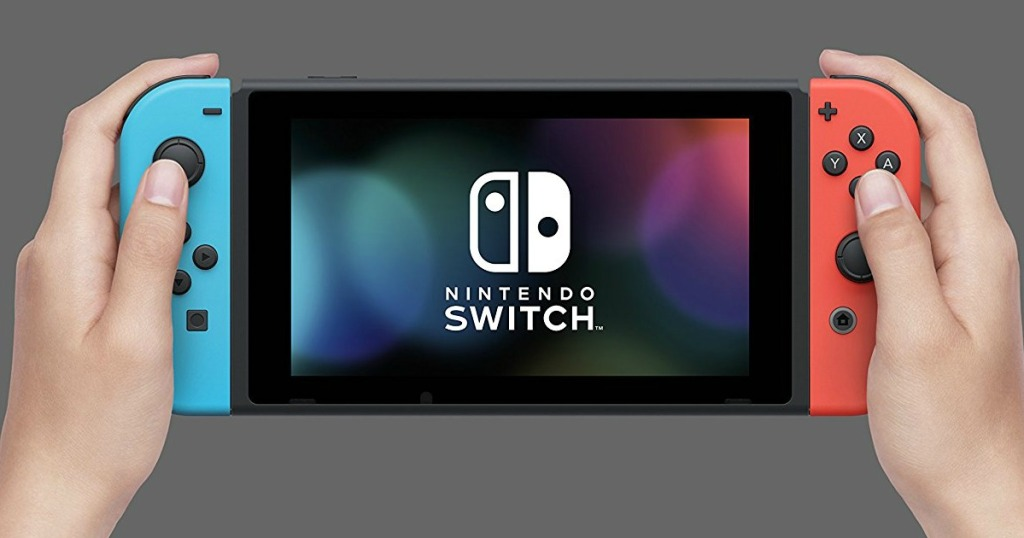 Nintendo Switch Console AND $35 Walmart Gift Card ONLY $299 Shipped