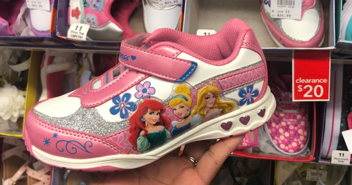Payless: Disney Minnie High-Top