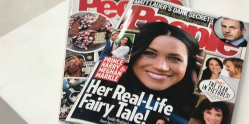 People Magazine One Year Subscription ONLY $39.99 (Just 80¢ Per Issue)