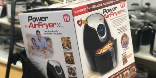 Power Air Fryer XL 5.3-Quart Model as Low as $59.99 Shipped + Earn $10 Kohl's Cash