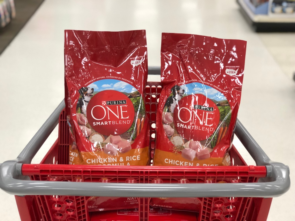 Buy 1 Get 1 Free Purina One Coupons Cat Food Just 2 50 Per 3 5 Pound Bag At Target After Gift Card More Hip2save