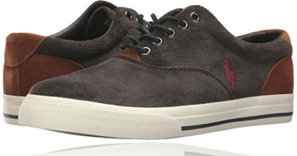 96c2d026fa Ralph Lauren Mens Sneakers Only $16.09 (Regularly $65) - Hip2Save
