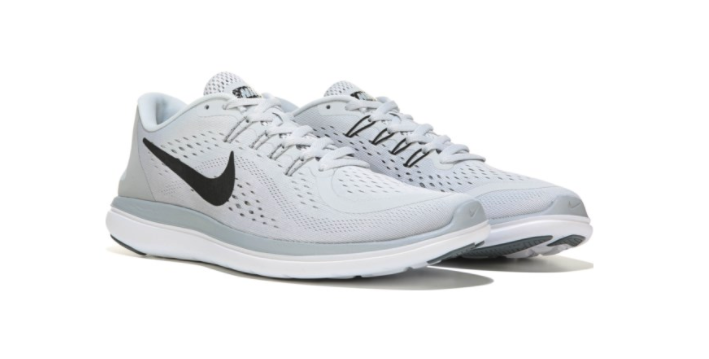 1bea45880126 Famous Footwear  Nike Men s Flex 2017 RN Running Shoes Only  55 (Regularly   84.99)