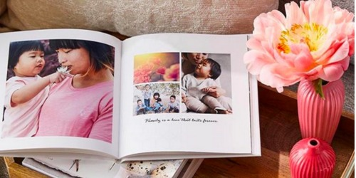 2 Shutterfly Photo Books Only $9.96 Shipped | Just $4.98 Each (Regularly $20)