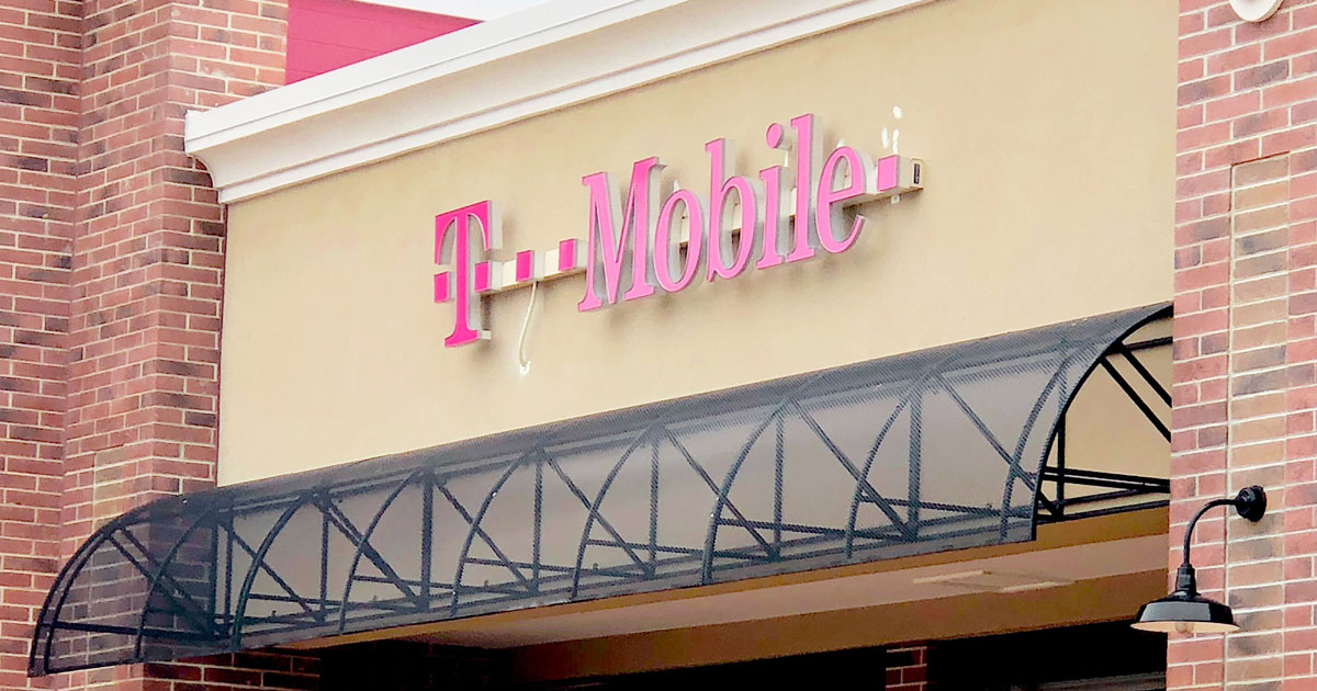 stop unwanted spam phone calls – T-mobile storefront