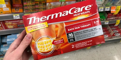 Over 85% Off ThermaCare Products After Walgreens Rewards